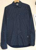 Camice della pianura della stampa tessute 100%Cotton degli uomini caldi di stile