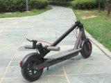 Самокат рамки алюминиевого сплава электрический с мотором 250W СИД светлым