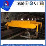 Type de grattement reconnu par OIN de plaque séparateur magnétique permanent en métal pour l'exploitation/usine du fer/Ore/Fe/Tin