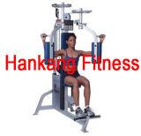 matériel libre de poids, machine de forme physique, force de Hummber, mouche pectorale (PT-412)