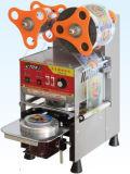 세륨 거품 차를 위한 완전히 자동적인 컵 밀봉 기계
