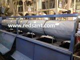 Isolamento do extrusor do parafuso com manta de fibra cerâmica de poupança de energia