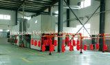 Cabine di spruzzo del rivestimento della polvere per il serbatoio di GPL