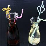 Großhandelsfreie leeren Getränk-Glasgetränkeflasche
