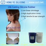 Gomma di silicone liquida per la bambola del sesso per gli uomini