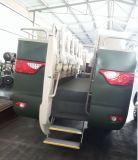 Étape manuelle de camion de pli de prix bas de qualité pour Van Motorhomes RV avec le certificat de lumière et de CE de LED