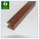 Plafond composé en plastique en bois d'intérieur