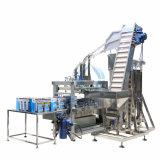 Vollautomatische flüssige Füllmaschine-füllende Zeile