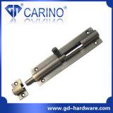 Lo scivolamento del tasto di legno del portello chiude la serratura a chiave elettrica del bullone di goccia con il cilindro ed il tasto (B016)