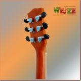 """"""" tapa cortada Sapele Guitar&#160 acústico posterior de la picea de la alta calidad 41;"""