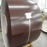 Il colore ha ricoperto la bobina d'acciaio della lamiera di acciaio della bobina PPGI /PPGI per tetto