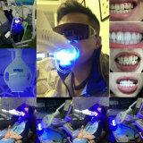 Tipo dientes dentales del suelo del blanqueo del OEM que blanquean la unidad