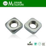 Acier inoxydable / carré en acier au carbone l'écrou mince DIN562