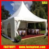 tente de Carpas de pagoda de bâti d'aluminium de 5m pour la restauration extérieure