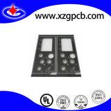 scheda del PWB LED dell'alluminio 2-Layer con la mascherina nera della saldatura