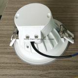 La luminosité de 10 W&3000-6500K Télécommande COB Plafond Downlight Led
