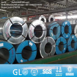 PPGI Ringe, färben überzogenen Stahlring, Ral9002 weißes vorgestrichenes galvanisiertes Stahldach des ring-Z275/Metal bedeckt Baumaterialien