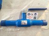Reduced diameter/ full droeg Gelaste ball KLEP Q61F-16/25/40 Q367F-16C Q361F-16/25C