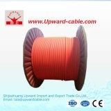Câble d'alimentation à haute tension isolé par PVC en aluminium à plusieurs noyaux de faisceau