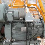 Grúa torre carro eléctrico motor de 18jxf25/15jxf16 Mecanismo de carro