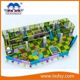 아이 공원은 판매를 위한 실내 운동장 장비를 구축한다