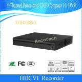 Dahua 4channel Penta-Brid 720pコンパクトな1uデジタルのビデオレコーダー(XVR4104HS-X)