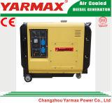 5kVA тип охлаженный воздухом молчком генератор дизеля