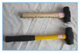 Marteau Fiberflass de haute qualité de la poignée d'un marteau de traîneau