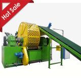 Gomma di funzionamento automatico che ricicla la linea di produzione di gomma della polvere