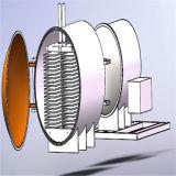 Heißer Verkauf! Kommerzielle automatische Nahrungsmittelvakuumfrost-Trockner-Maschine