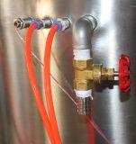 Strumentazione di prova di immersione dell'acqua del piatto d'acciaio Ipx7 Ipx8 di spessore della parete 15mm