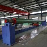 CNC FRPのガラス繊維のフィラメントの管の自動巻上げ機械