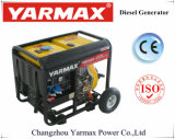Домашний пользователь 4.5kw Yarmax небольшие портативные дизельных генераторных установках генераторах