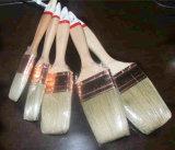 Miscela della maniglia di legno sintetica e pura del pennello delle setole
