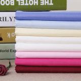 La qualité polyester coton peigné Plain Blouses tissu de chemise