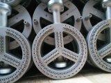 Алюминиевая газовая плита горелки печки заливки формы