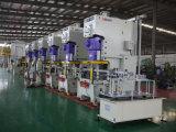 Tipo aberto única máquina de 160 toneladas de desenho profundo aluída das peças de metal