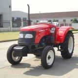 70Cv 4WD China barata mini tractor con cargador frontal