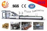 Servocontrol de alta velocidad máquina laminadora de flauta