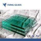 O vidro laminado para escadas e corrimãos com marcação SGS Certificado ISO