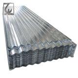 800 мм ширина оцинкованной гофрированные стальные листа крыши