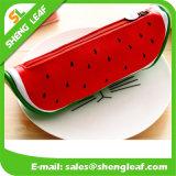 Material de poliéster Forma de frutas e sacos de canetas de imagem (SLF-PB001)