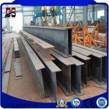 Tipo galvanizzato acciaio di H saldato flangia larga della sezione