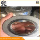 Guarnizione della ferita di spirale della grafite del metallo; Guarnizione della grafite della ferita di spirale della guarnizione della ferita di spirale dell'acciaio inossidabile di alta qualità