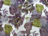 印刷された家具製造販売業のホーム織物のDecrotiveのソファーのビロードファブリック