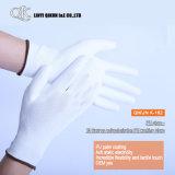 K-157 13 манометры полиэстер / нейлон PU покрытием рабочие перчатки