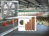 Los gases de equipos de refrigeración de aire extractor de martillo pesado con almohadilla de refrigeración
