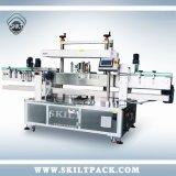 De volledige Automatische Vlakke MultiPartijen die van de Fles Machine etiketteren