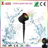 Освещения сцены RGB лазерный проектор Рождество легкий проектор мини-лазер