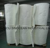 Couverture de fibre en céramique d'isolation thermique pour les chaudières industrielles